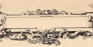 Antique Graphic Frame