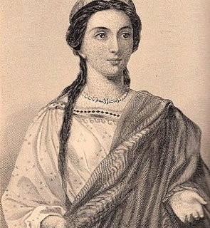 Portia – Wife of Brutus
