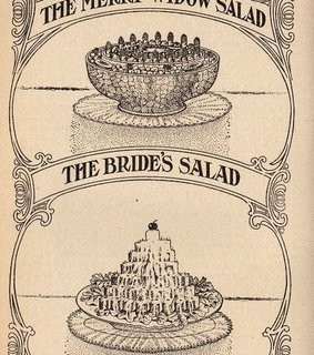 Vintage Graphic – Bride's Salad