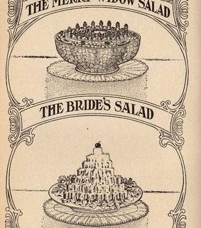 Vintage Graphic – Bride's Salad