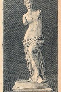 Vintage Graphic – Venus de Milo