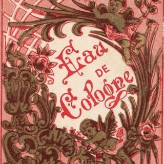 Vintage Graphic – French Cologne Label