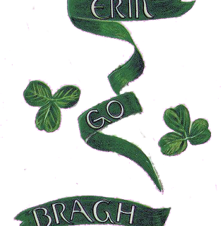 Vintage Clip Art – St. Patrick's Day Postcard