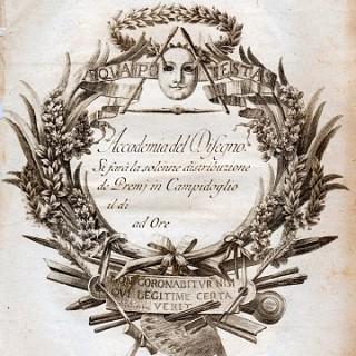 Antique Clip Art – Amazing Italian Ephemera – Frame