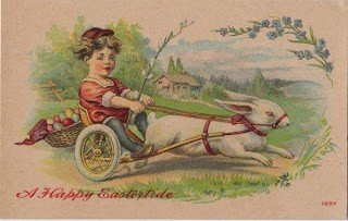 Funny Easter Postcard