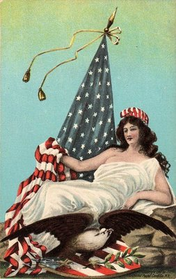 Patriotic Clip Art - Lady Liberty
