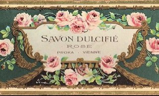 Free Graphic – Gorgeous French Soap Label