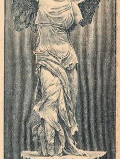Winged Statue – Samothrace