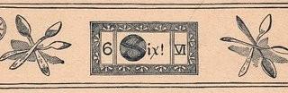 Vintage Numbers – 6