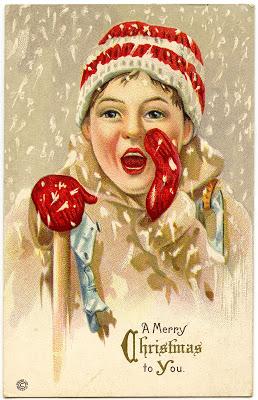 Book Christmas Ornament
