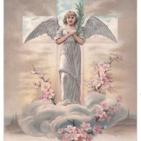 Easter Image - Especially Pretty Angel