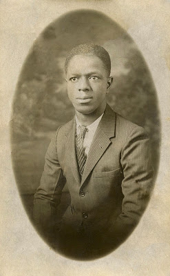 Free Old Photo – Young African American Man