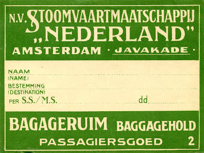 Vintage Graphic – Old Travel Sticker