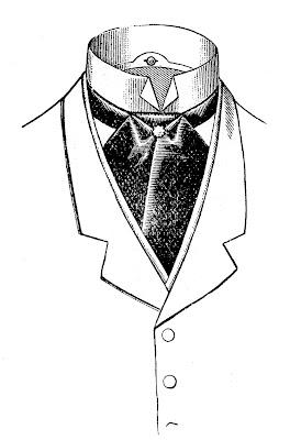 Vintage Father's Day Clip Art – Men's Neckwear