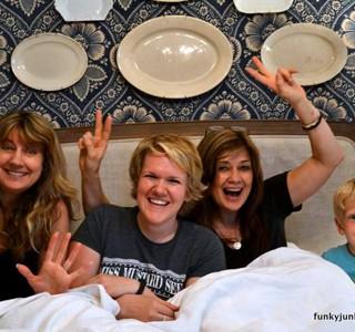 Hometalk Meet Up at Lucketts Spring Market – Part 1
