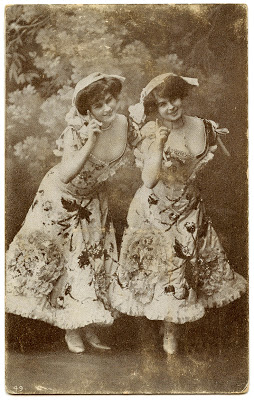 Old Photo – Fancy Dancers