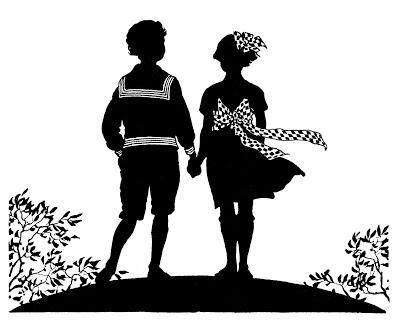 Fantastic Patriotic Silhouette – Charming Kids