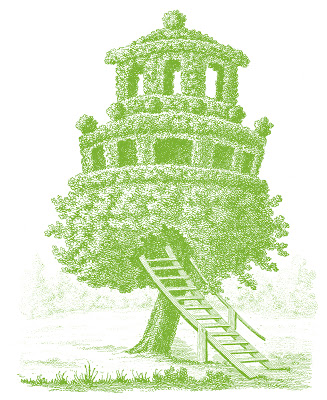 Royalty Free Images – Fab Vintage Treehouse