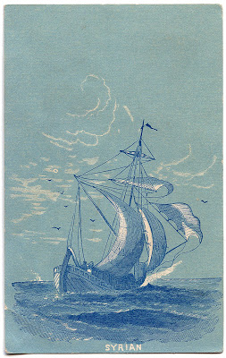 Royalty Free Images – Engravings – Ships