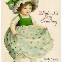 Clip Art of St. Patrick