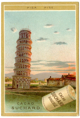 Old Image – Tower of Pisa