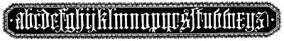 Vintage Clip Art – Typography Ephemera