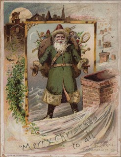 Fabulous Victorian Santa