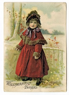 Free Vintage Clip Art - Victorian Girl and Boy - The Graphics Fairy