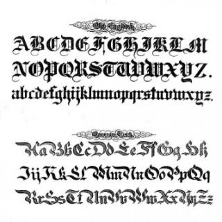 Spencerian Saturday – Alphabets