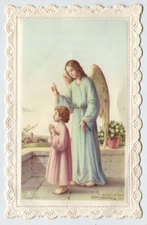 Guardian Angel and Child