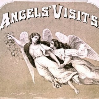 Free Antique Clip Art – Gorgeous Angels Sheet Music