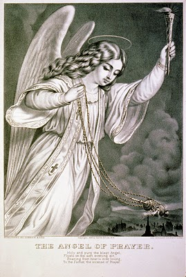 Free Vintage Clip Art Angel Print The Graphics Fairy