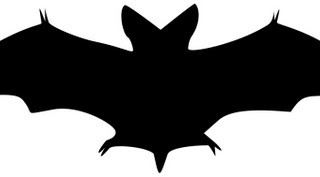 Free Halloween Clip Art – Bat