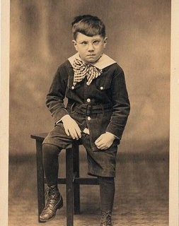 Vintage Little Boy – Cranky!