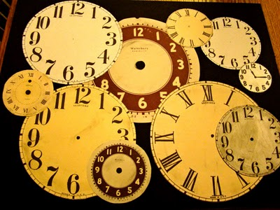 Astonishing Brag Monday Clock Collage Amp Robins Nest Soap Box The Personalised Birthday Cards Arneslily Jamesorg