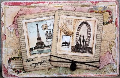 Brag Monday Paris Collage Amp Spring Cone The Graphics Fairy