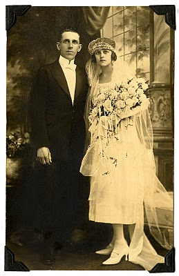 Vintage Photos – Brides and Grooms