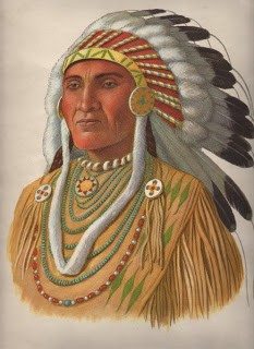 Native American/Indian Chief