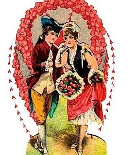 Vintage German Valentine