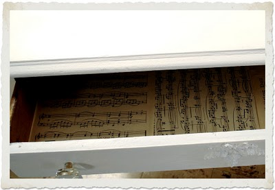 Printable Sheet Music + DIY Project – Cute Desk