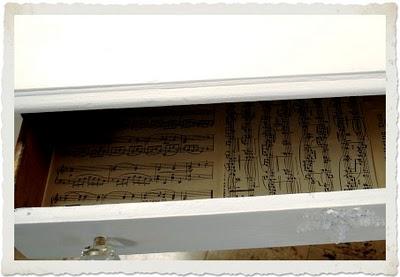 Printable Sheet Music + DIY Project – Cute Desk
