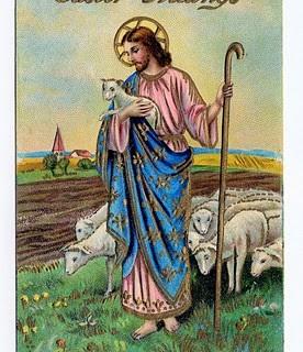Vintage Clip Art – Antique Easter Postcards