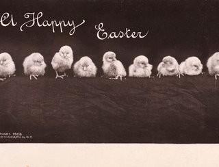 Free Clip Art – Easter Peeps