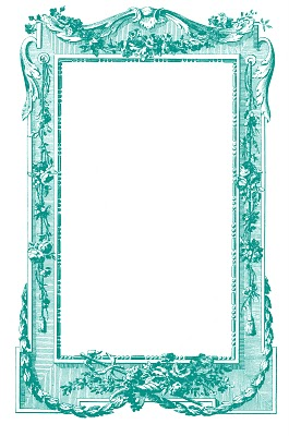 Antique Images – Fabulous French Graphic Frames