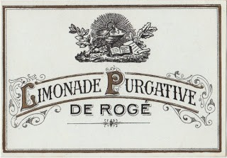 Another French Pharmacy Label