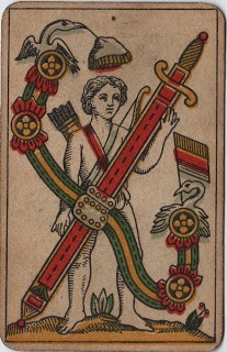 French Tarot Cards