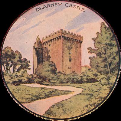 Free St Patrick S Day Clip Art Blarney Castle The