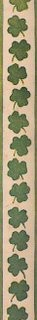 Vintage St Patrick's Day Clip Art – Shamrocks