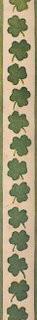 Vintage St Patrick's Day Clip Art – Shamrocks