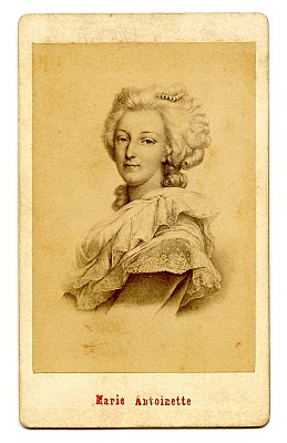 Vintage Graphic Image – Marie Antoinette